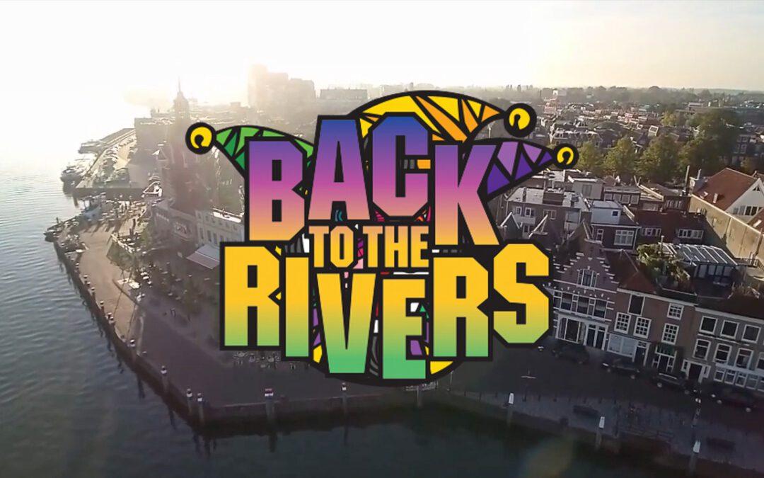 Dit jaar geen Big Rivers wel 'Back to the Rivers'